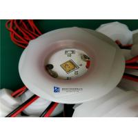 China DC24V Water Sterilizer UVC LED Lamp Module 2.0-3.0mW With Cable XH2.54 2P Terminal on sale