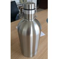 2L mini Growler keg with double wall thermol Manufactures