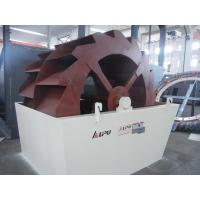 35-120 TPH Capacity Sand Washing Machine In Sand Making Industry 7.5kW Manufactures