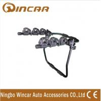 Aluminium Alloy Trunk Mounted Bike Carrier / Bike Rack Rear Door Mounted Manufactures