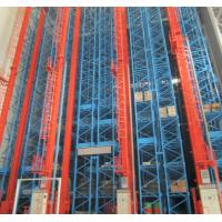 China Industry Automatic Warehouse Automated Storage and Retrieval Rack System /Asrs on sale