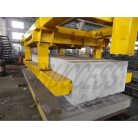 Full Automatic AAC Block Production Line / Concrete Making Machine Manufactures
