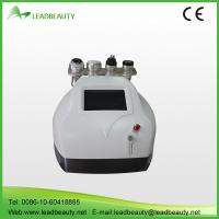 Quality portable Face&body device RF & Vacuum &cavitation slimming machine for sale