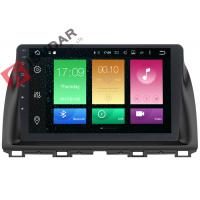 China Rockchip PX5 Multimedia Car Dvd Player , Mazda Cx 5 Navigation System With 4G WIFI on sale
