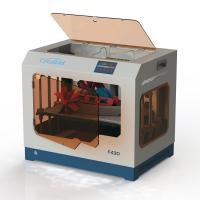 Quality Creatbot Color 3d Printer , Large Industrial 3d Printer With Large Color Touch for sale