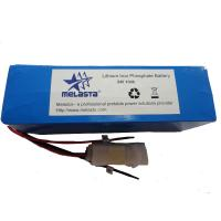 China 24V 10ah Electric scooter Battery LiFePO4 battery on sale