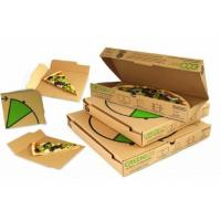 China UV Coating Frozen Food Packaging Boxes Free Sample ISO14001 Approved on sale