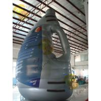 Oil Inflatable Branded Bottle , Waterproof Inflatable Promotional Products Manufactures