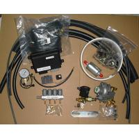 Quality Lo.gas CNG Multipoint Sequential Injection System Conversion kits, for 3 or 4cylinder EFI petrol Cars for sale