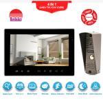 Fashionable Design 7 Inch Sensor's Button Video DoorPhone Intercom System, color video door bell Manufactures