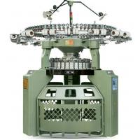 High Pile Industrial Knitting Machine Simultaneous Shearing Reduce Raw Materials Consumption Manufactures