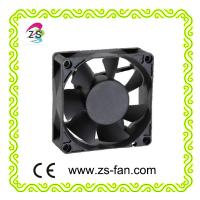 mini computer fan 80*80*20mm 12 volts fans waterproof with FG function