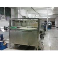Multi Function Juice Bottle Cooling Machine SUS 304 / 316 Anti Friction Manufactures
