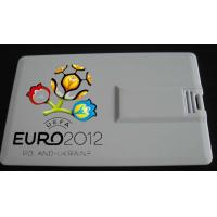 UEFA EURO customized usb flash drive with high speed USB 2.0 / USB 1.1 (MY-UC09) Manufactures