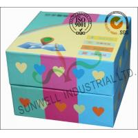 Cardboard Rigid Paper Electonics Smart Watch Packaging Box Glossy Varnishing Manufactures