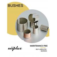 Why is Stainless Steel Bushings Corrosion Resistant? –  Valve Steel Bushes 304 vs 316 stainless steel flanged bushings Manufactures
