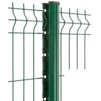 Curved Welded Fence Manufactures