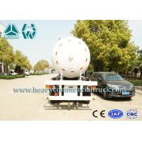 China Sinotruk Diesel Propane Tank Trailer Safety Valve Urgent Shut Off Device on sale