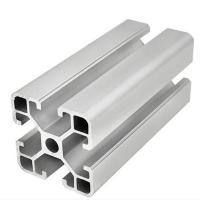 6063 Anodised Building Industrial Extruded Aluminum Profiles For Automation CNC Manufactures