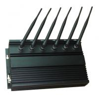 Buy cheap Device To Block Cell Phone Signal 1-30M Cell Phone Signal Jammer from wholesalers