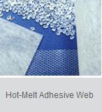 Hot-Melt Adhesive Web Manufactures