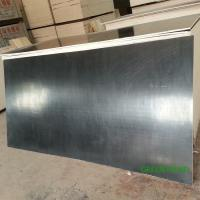 China 1220x2440mm Black film faced plywood for Consturction From Greentrend on sale