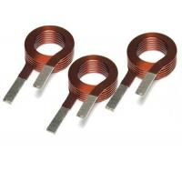 China Super Thin Rectangular Magnet Wire , 0.02 - 1.8mm Flat Copper Wire For Automotive on sale