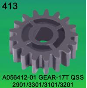 China A056412-01 GEAR TEETH-17 FOR NORITSU qss2901,3301,3101,3201 minilab on sale