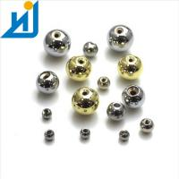 China SS304 Stainless Steel Balls 6mm With M2 M2.5 M3 Threaded Hole Or Half Drilled Holes on sale
