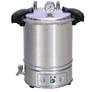 Medical Pressure Steam Sterilizer , Autoclave Machine 110-127ºC Manufactures