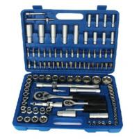 socket hand tool set 108pcs tool set car repair tool kit Manufactures