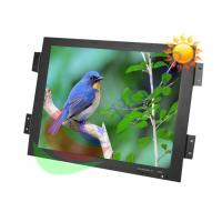 Waterproof Advertising  17 Inch Open Frame Monitor , Hd Mini Outdoor Lcd Screen Manufactures