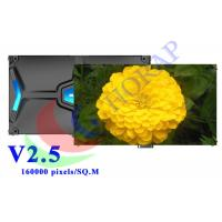 Electronic Rental 2.5mm HD LED Display Waterproof High Brightness For Event Manufactures