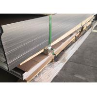 Quality 2B Stainless Steel Sheet 304 Grade / 3mm Cold Rolled Steel Sheet Metal for sale