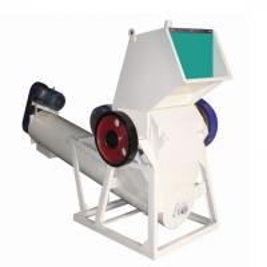 High Speed Plastic Granulator Machine Strong Power Motor For Washing Crushing Plastic Manufactures