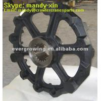 SUMITOMO LS138 Sprocket / Drive Tumbler for Crawler crane undercarriage parts Manufactures