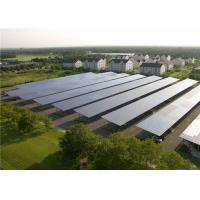 Quality Architectural Commercial Solar Carports Commercial Building Integrated Photovoltaics Facade for sale