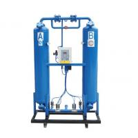 China Adsorbed Compressed Air Dryer , 0.6-1.0 Mpa Heatless Purge Desiccant Refrigerated Air Dryer on sale