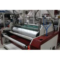 Vinot 2018 Top Quality High Speed Stretch Film Machine With ISO9001 & LLDPE Material Model No.SLW-1000 Manufactures