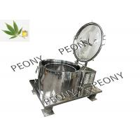 China Spin Drying Ethanol Extraction System Biomass Oil Extraction Machine Model PPTD on sale