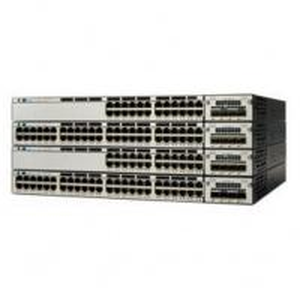 China Cisco Switch 3750 WS-C3750X-48T-S Cisco Catalyst 3750 Series 48 Port Gigabit Ethernet Switch on sale