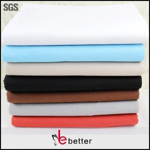 2017 pocketing lining fabric hot sale tc clothing fabric polyester cotton fabric TC 80/20 65/35 45X45 110X76 63 china su Manufactures