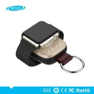 Micro USB Keychain Apple Watch Power Bank 700 MAh Capacity MFi Certified