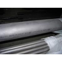 OD 1/2 - 48 Seamless Inconel Pipe UNS6601 Inconel 601 Pipe Hot Rolling Manufactures