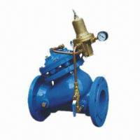 AX742 Safe Pressure Discharging and Staining Valve with Diaphragm Type, 2.5MPa Pressure Manufactures