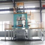 Aluminum Alloy Wheel Rim Low Pressure Die Casting Machine Production Line Manufactures