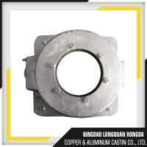 Automobile Parts Aluminium Gravity Die Casting Parts Size Customized Manufactures