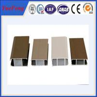 all kinds of color profile aluminium for sliding glass door and windows Manufactures