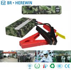 12V 14000mAh Multi Function Portable Car Battery Jump Starter Emergency Car Jump Starter Manufactures