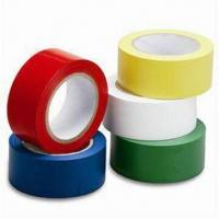 PVC Pipe Wrap Tape Film with 0.45mm Thickness Manufactures
